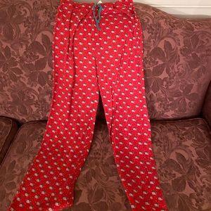 Vineyard Vines Christmas Pajama pants!